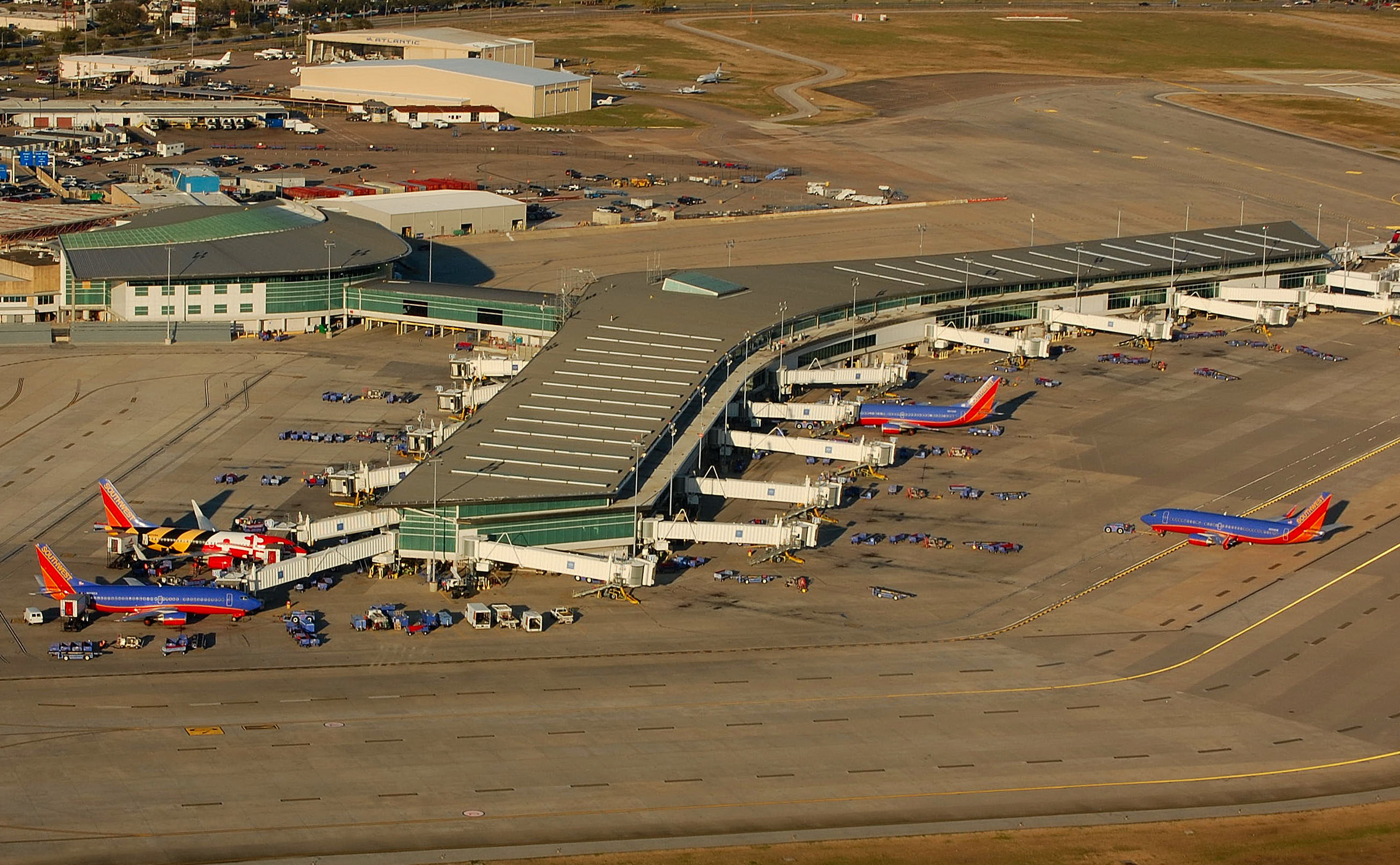 Houston Hobby Airport Renovations And Airfield Improvements