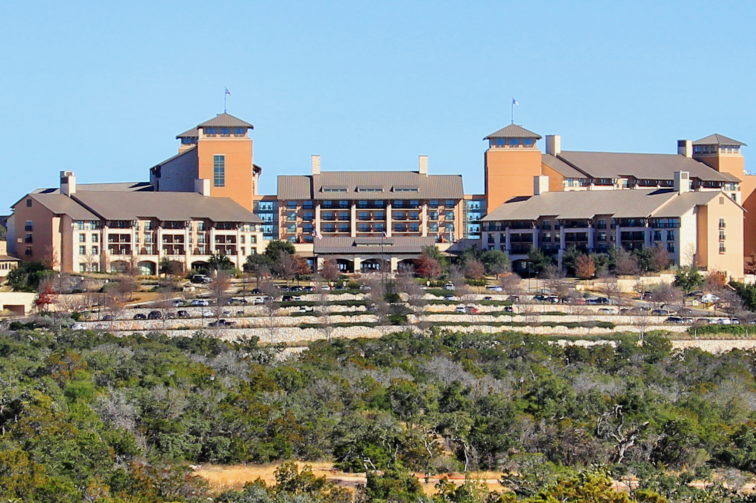 Jw Marriott San Antonio Resort And Spa